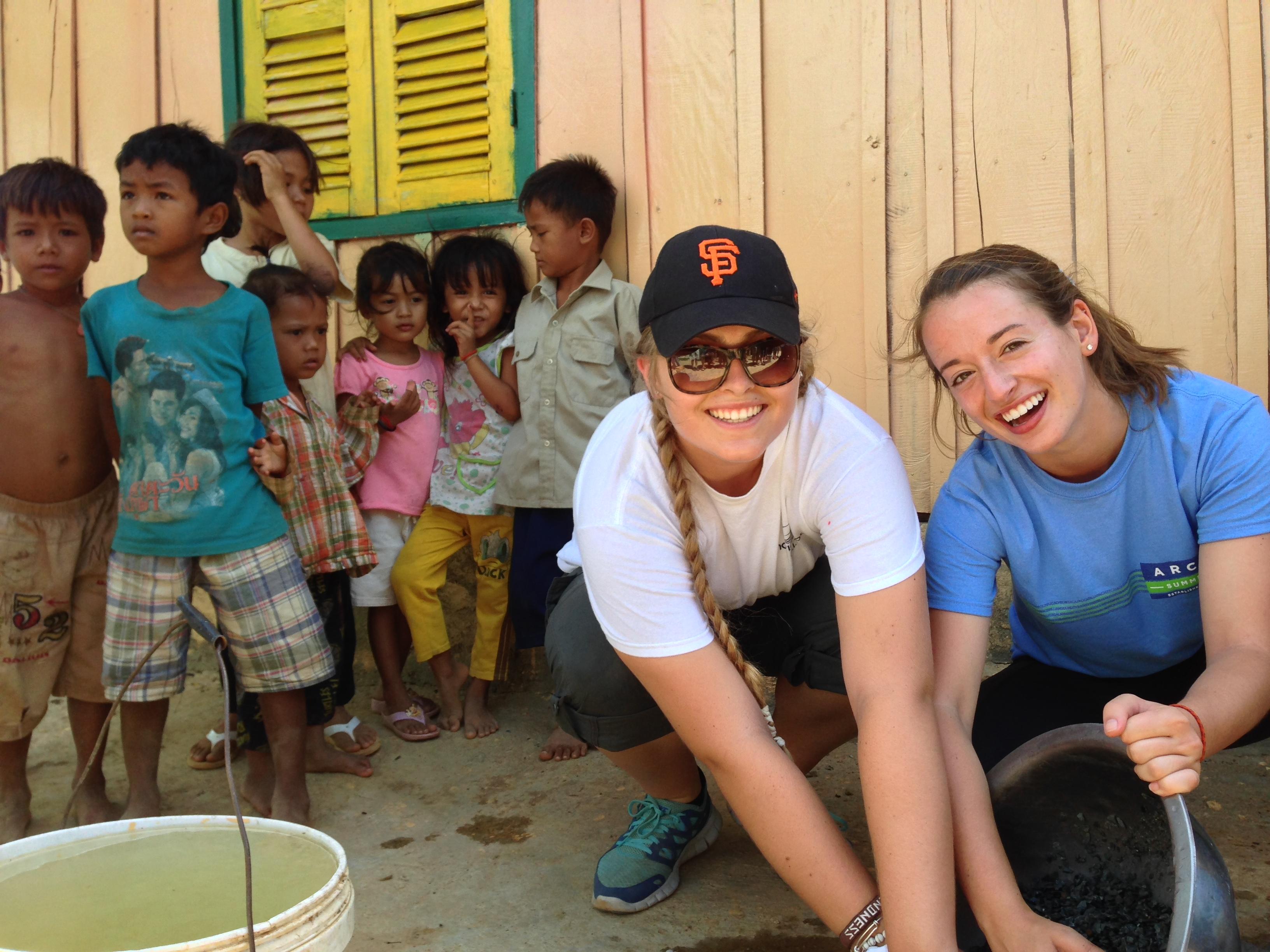 Summer Program - Animals/Nature   ARCC Programs   Vietnam & Cambodia: Project Clean Water