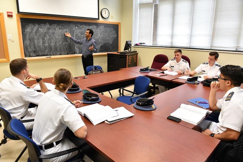 Virginia Military Institute – STARTALK Arabic Language Program