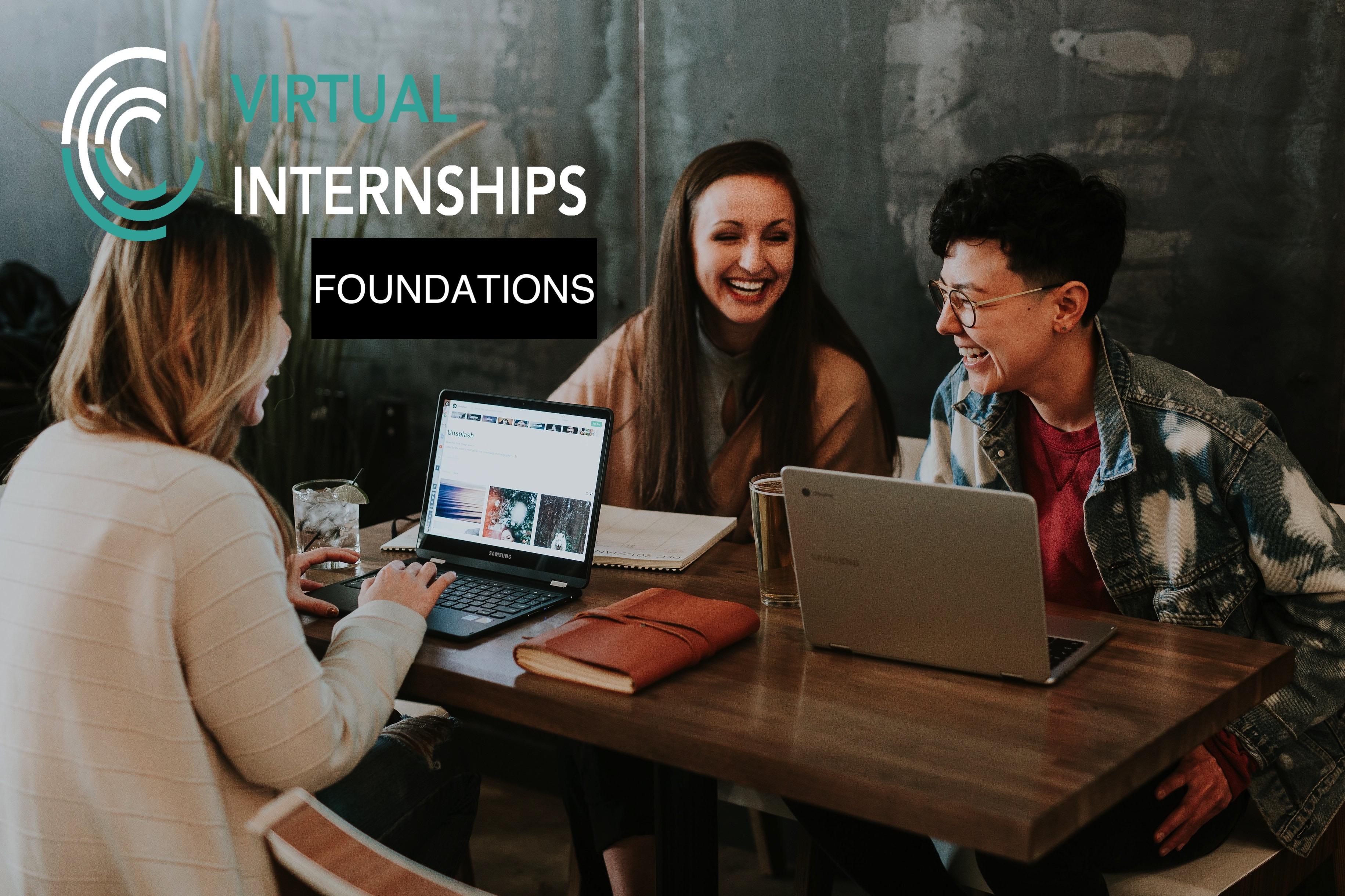 Virtual Internship Foundations  (Grades 9-12)