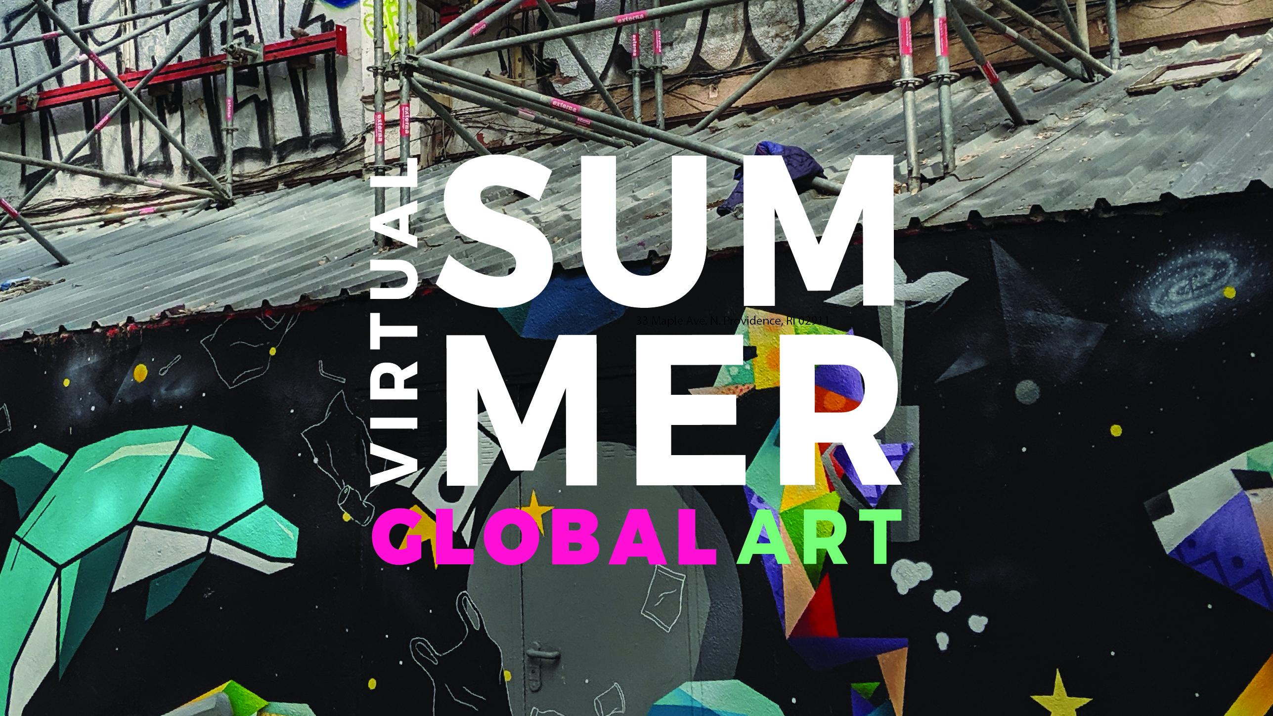 Summer Program - Arts | Virtual Summer: Global Art At Home