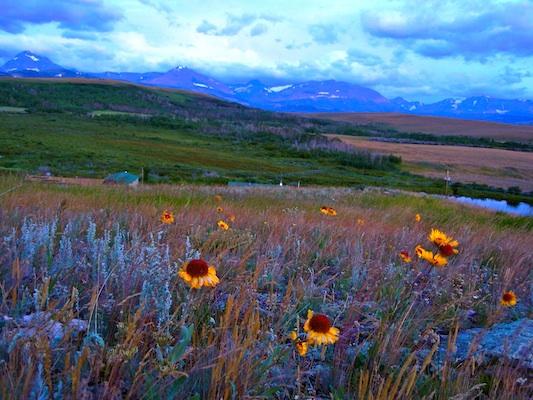 VISIONS Montana Blackfeet High School Service Program