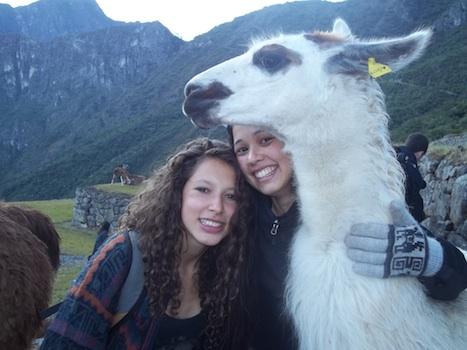 Summer Program - Promoting Volunteerism   VISIONS Peru High School Service Program