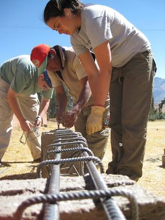 Summer Program - International Relief   VISIONS Peru High School Service Program