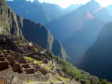 Summer Program - Preserving the Environment   VISIONS Peru High School Service Program
