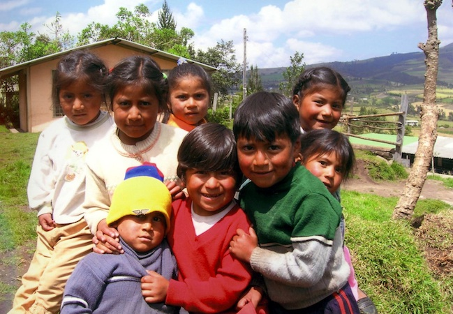 Summer Program - Cultural Organizations | VISIONS Galapagos High School Service Program