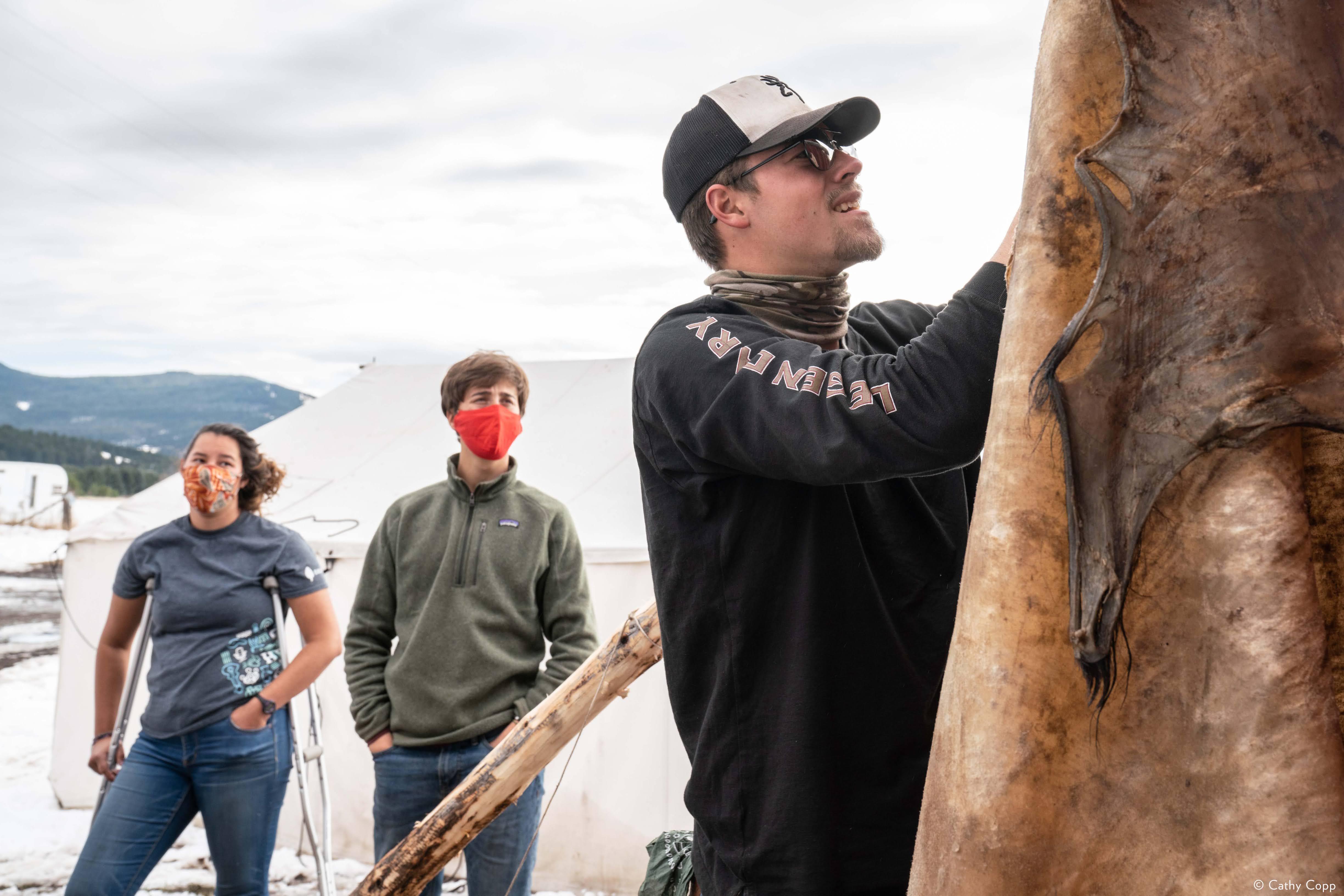 VISIONS Montana Spring Roundup Gap Program