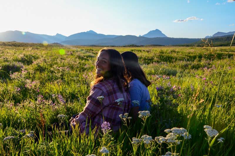 Summer Program - Whitewater Rafting | VISIONS Montana Farm and Ranch Summer High School Service Program
