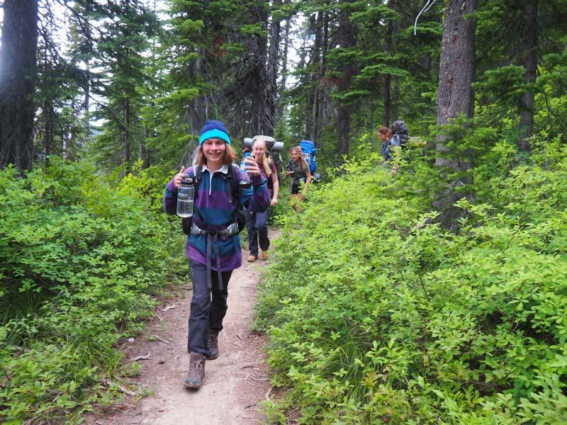 Summer Program - Group Travel | VISIONS Montana Farm and Ranch Summer High School Service Program