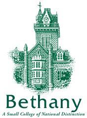 Bethany College – West Virginia