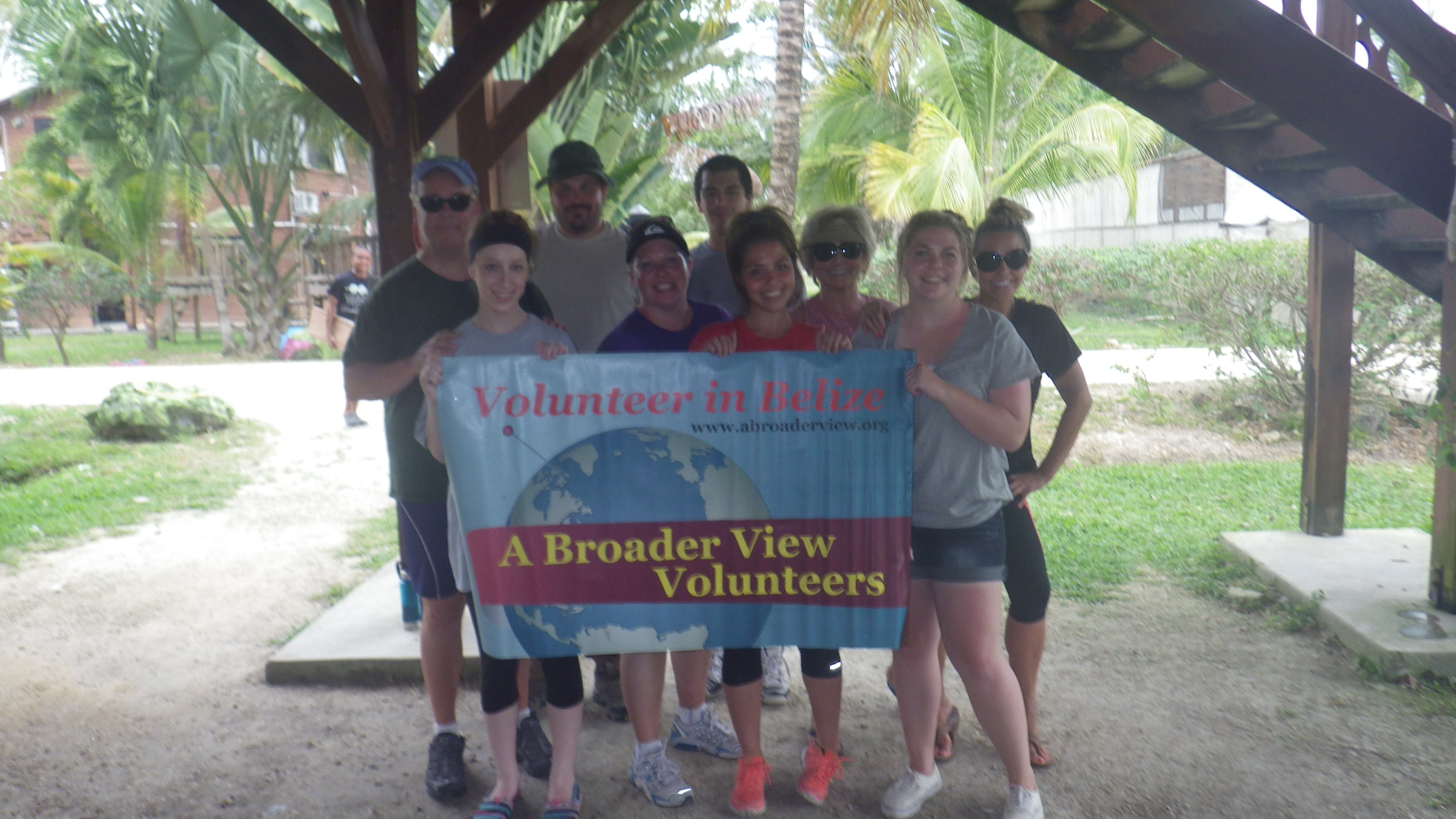 Summer Program - Youth Outreach   Volunteer in BELIZE - Orphanage and Teaching Program with A Broader View Volunteers