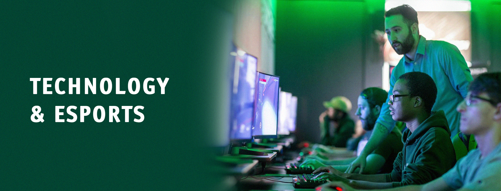 eSports and Technology | Summer Pre-College Program for High School Students at Wagner College