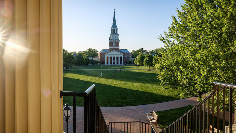 Wake Forest University Online Immersion: Learn How To Think Like An Entrepreneur