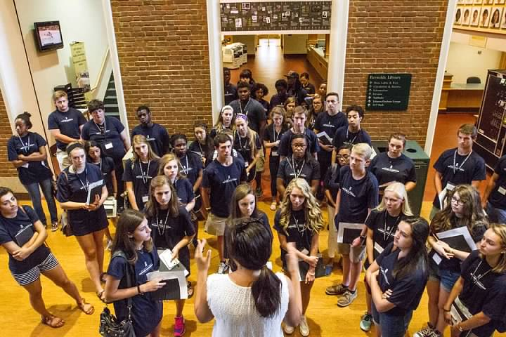Summer Program - Health and Well Being | Wake Forest University: Summer Immersion Program