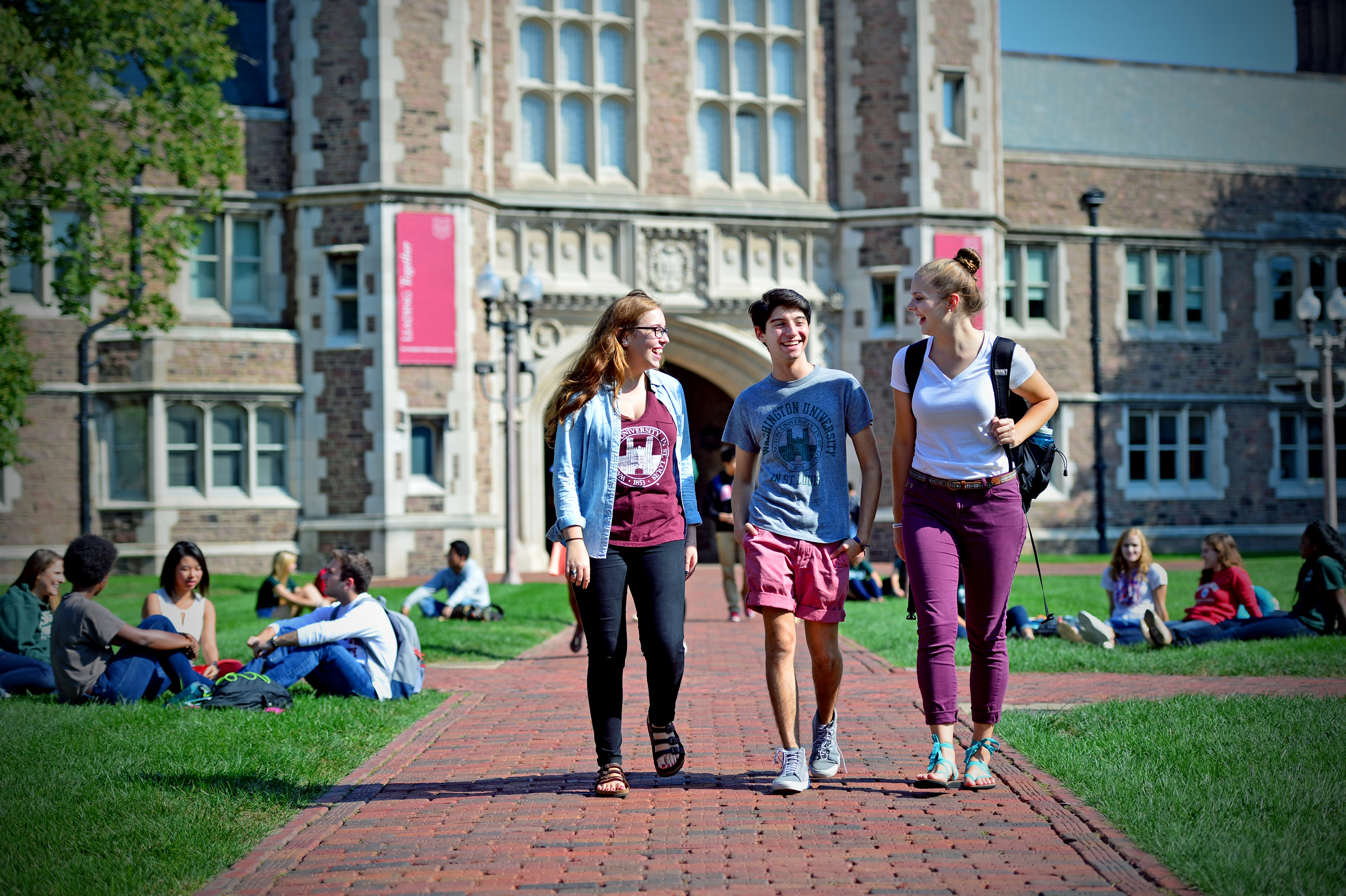Washington University's High School Summer Institutes