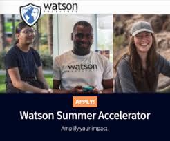 Summer Program - Invention | Watson Semester Accelerator Program