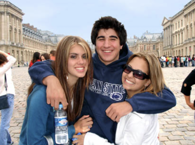 Weissman Teen Tours: European Experience