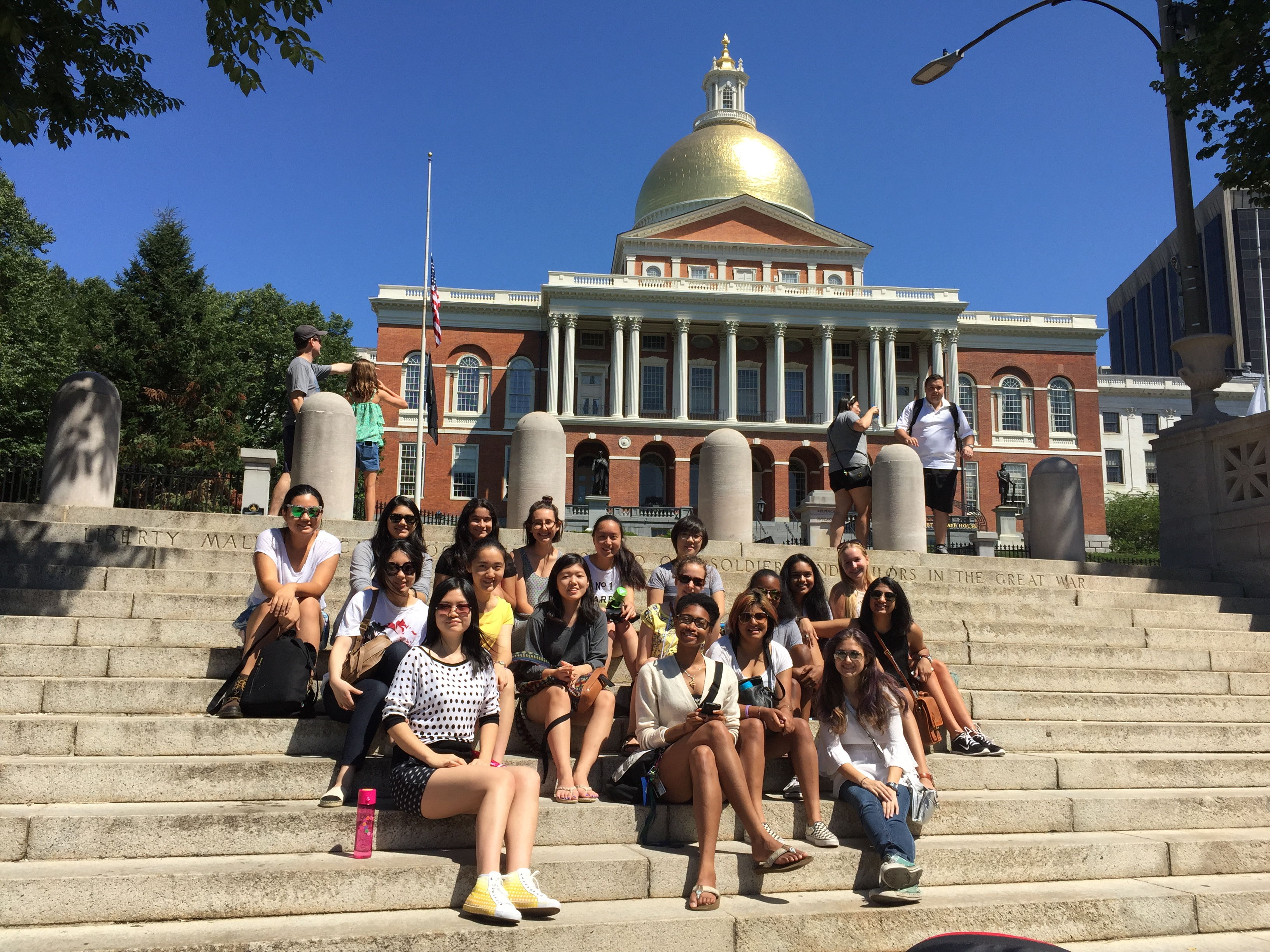 Summer Program - Politics and Diplomacy | Wellesley Pre-College: Honors Immersion