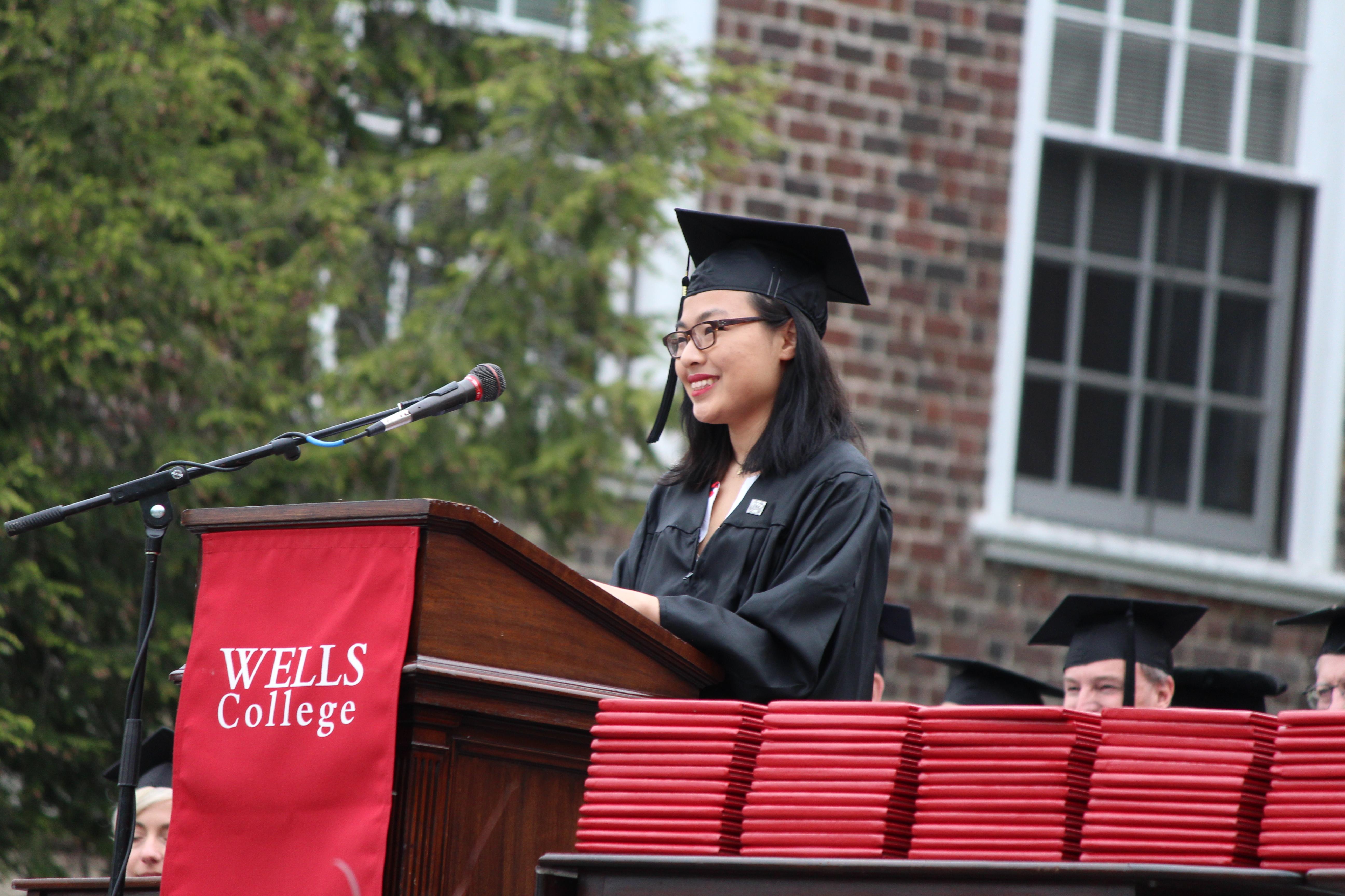 College - Wells College  2