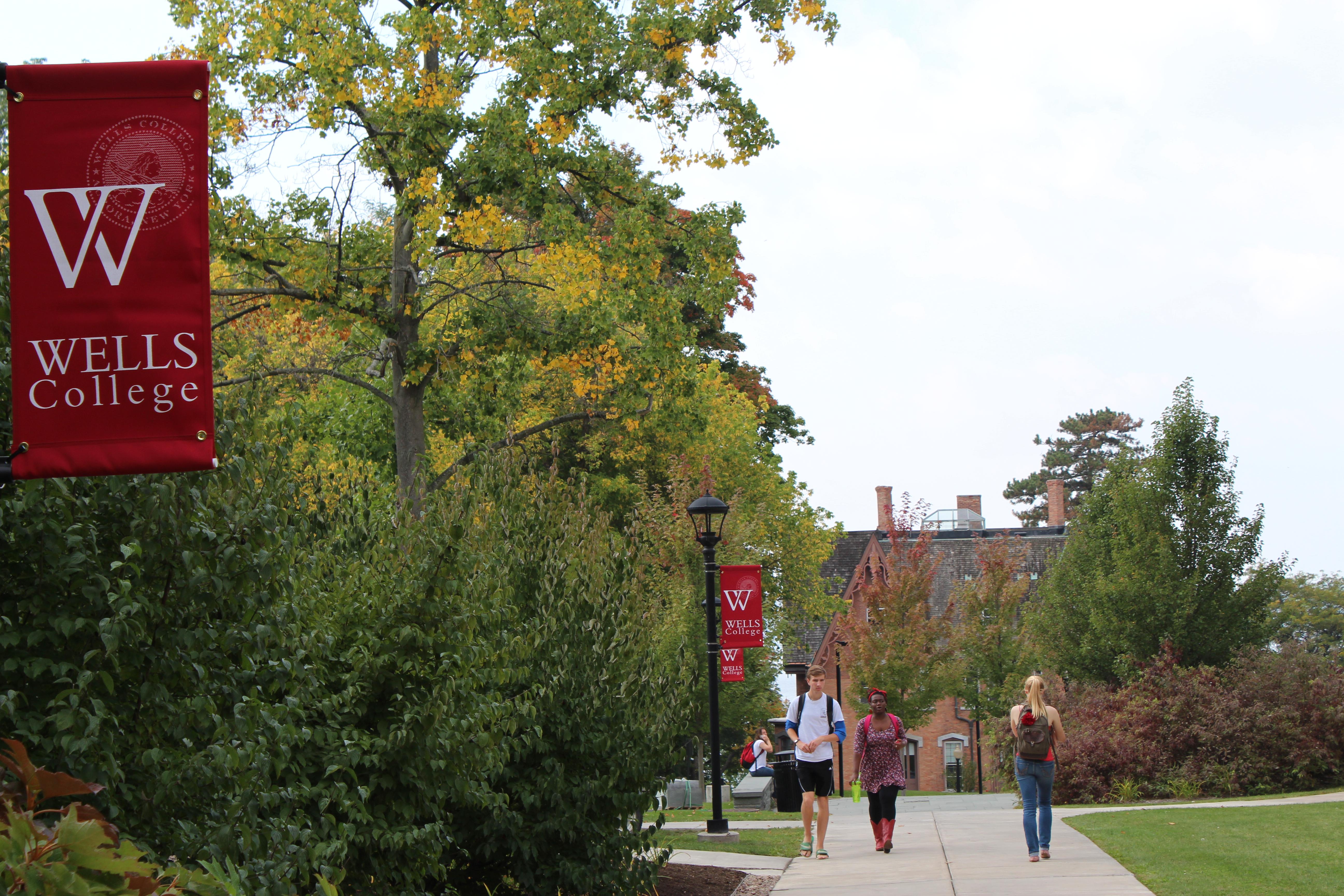 College - Wells College  1