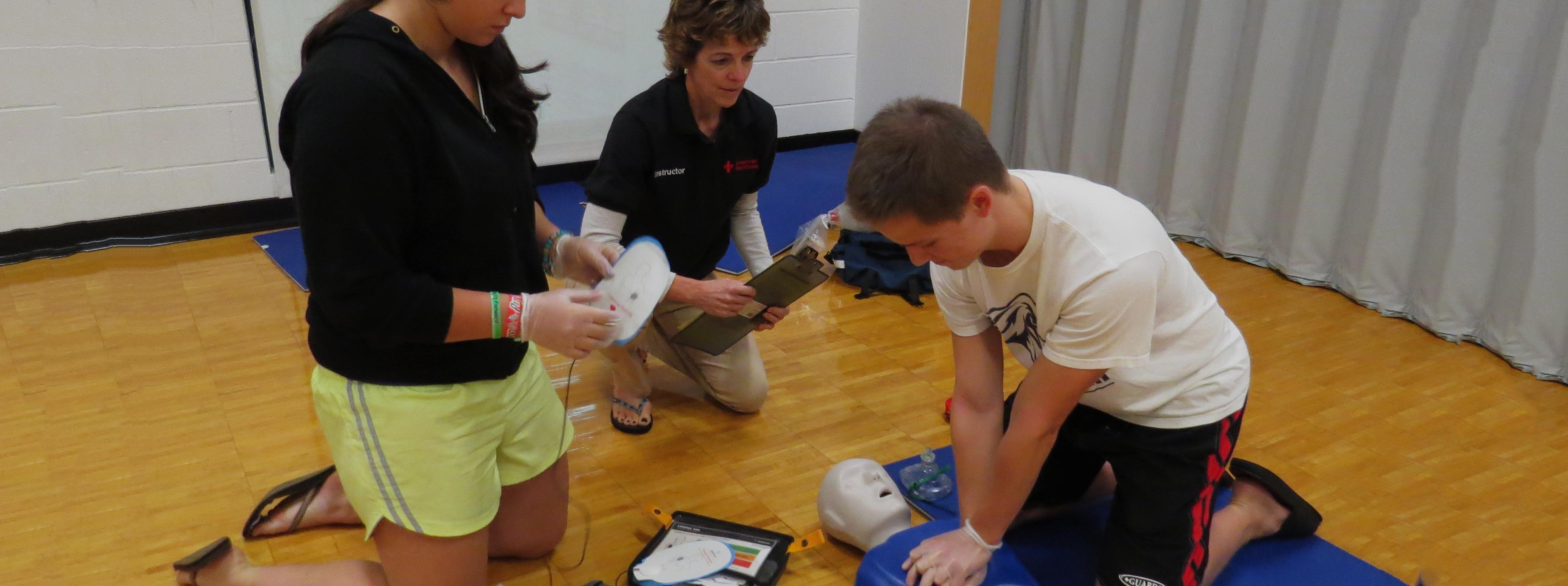 Westchester and Fairfield: CPR and First Aid