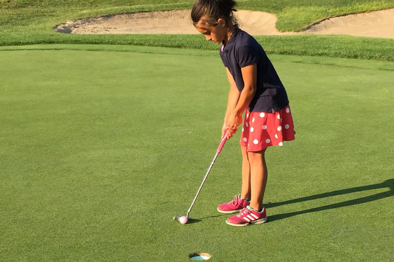 Westchester County Parks: Golf Camp