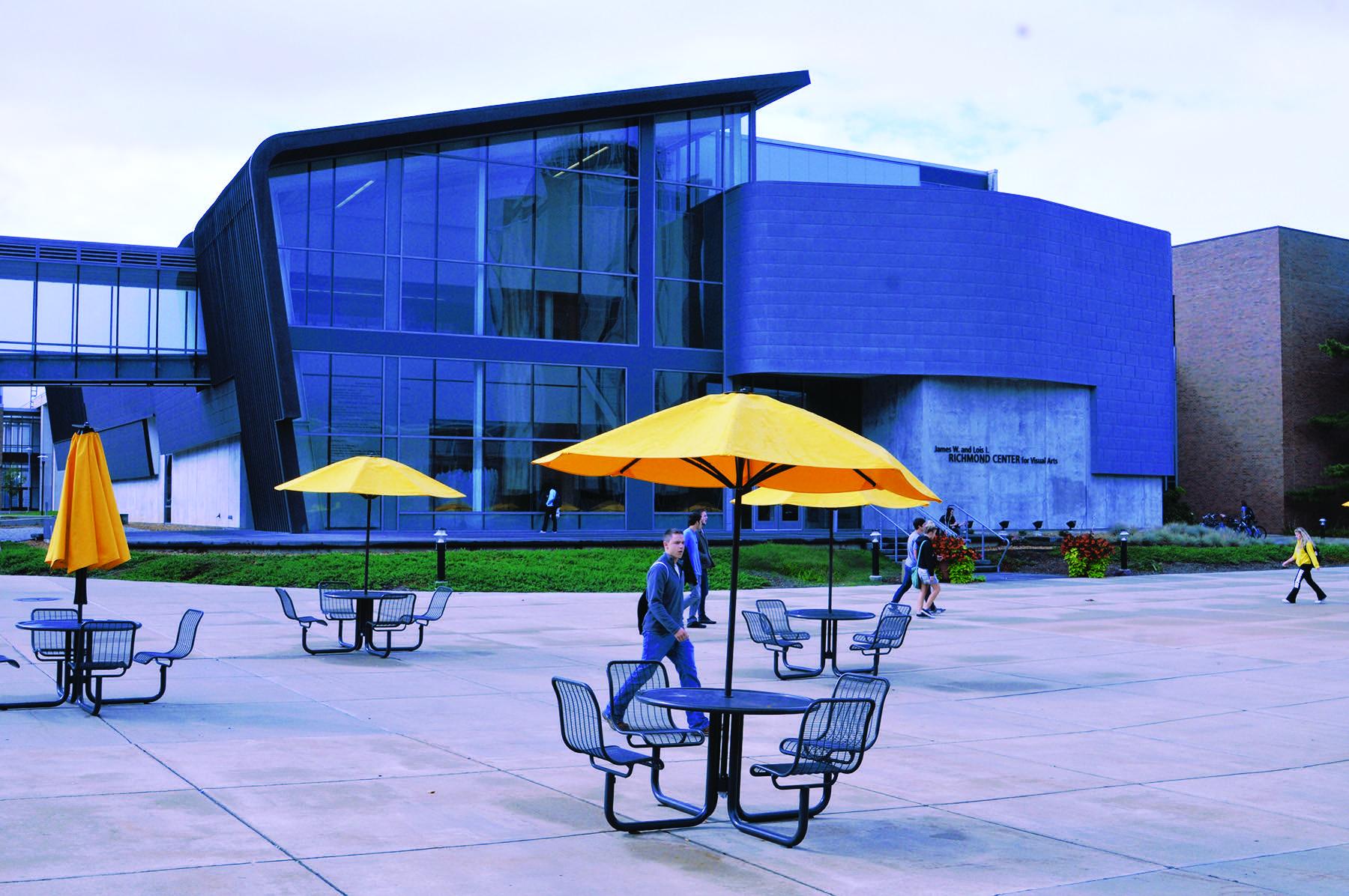 Western Michigan University: College of Fine Arts