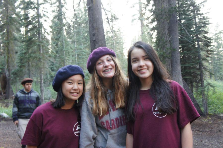 White Stag Sierra Leadership Camp