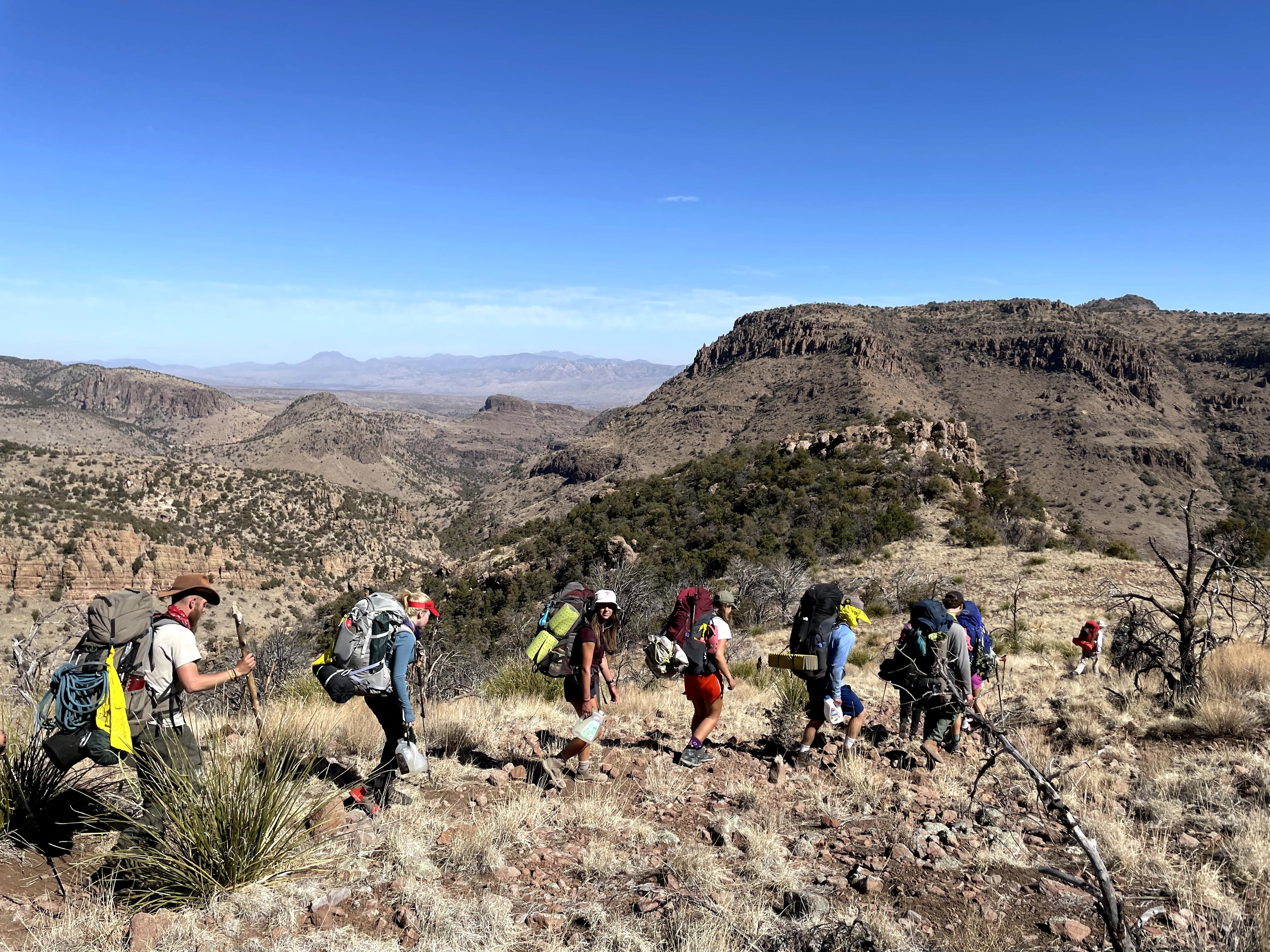 Wilderness Adventures: Gap Semester