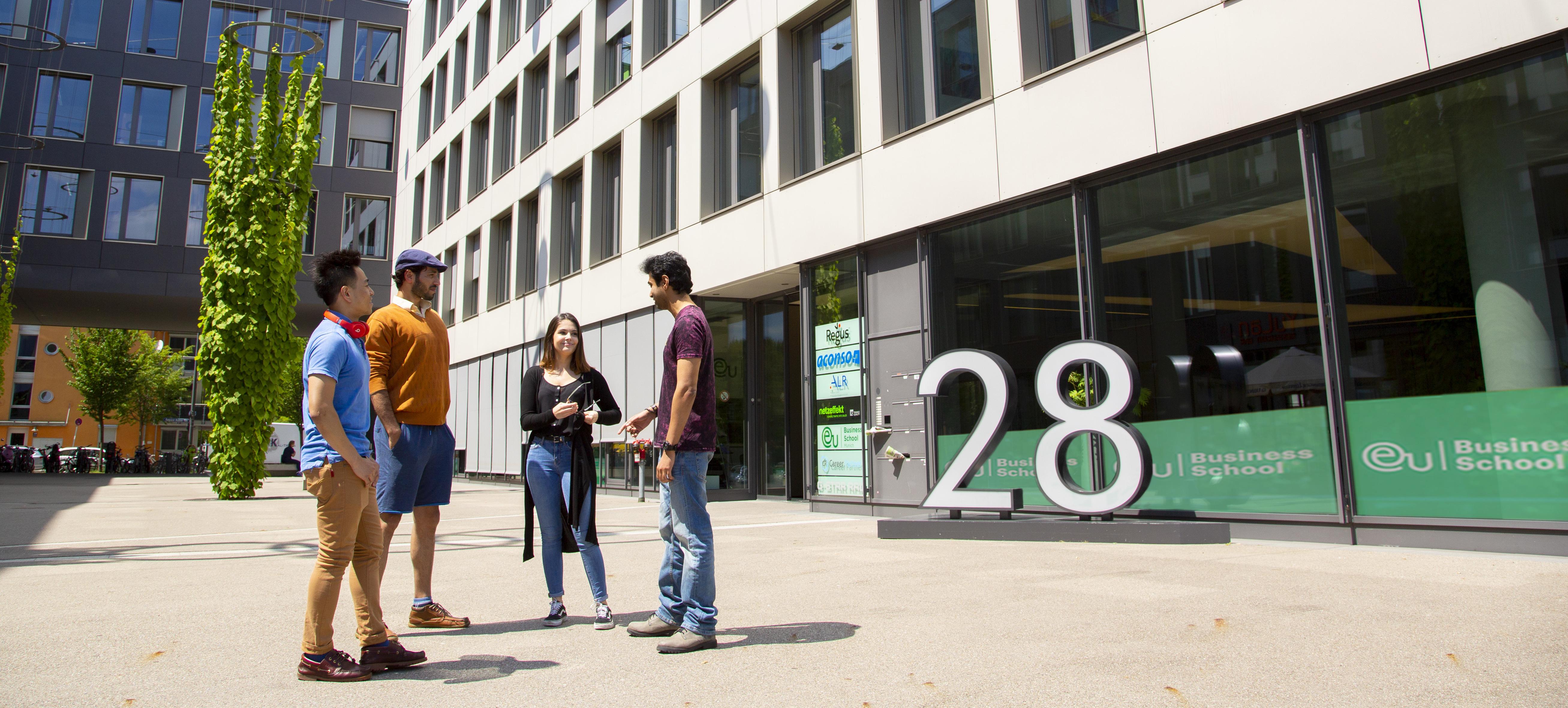 EU Business School: Winter Business School