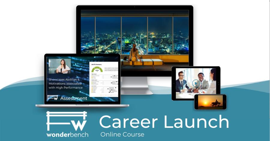 Gap Year Program - Wonderbench Career Launch Course  3