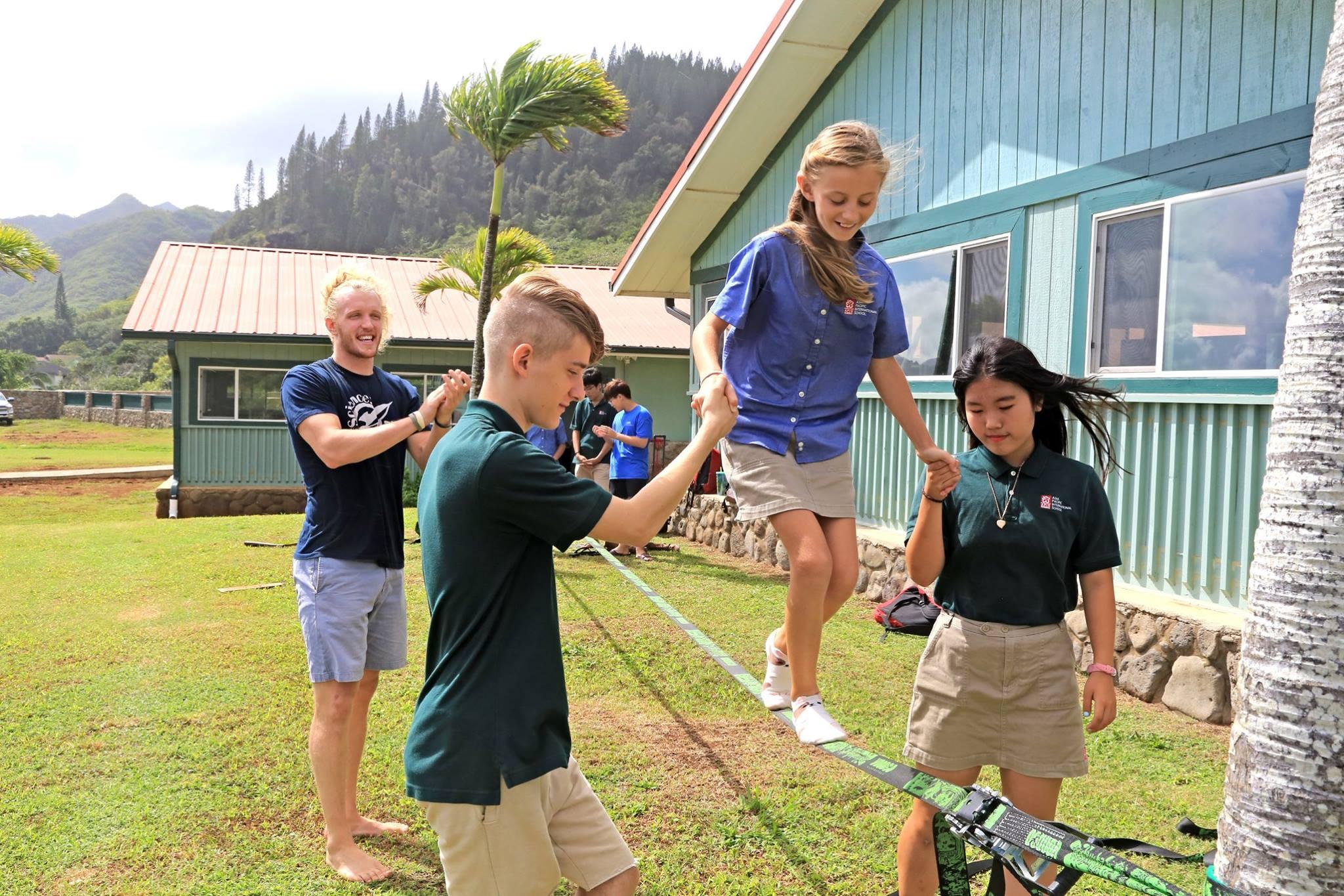 Summer Program - Water Sports   World Scholars Academy Hawaii   English Immersion Summer Courses
