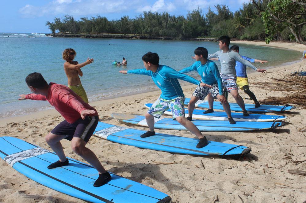Summer Program - Middle School   World Scholars Academy Hawaii   English Immersion Summer Courses