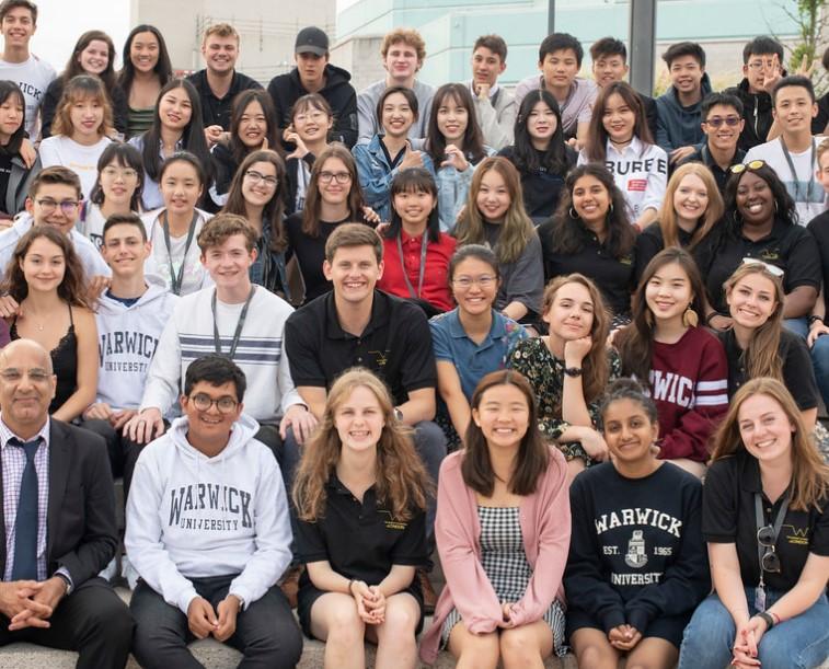 University of Warwick: Pre-University Summer School