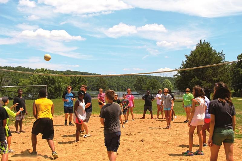 Summer Program - Fishing | YMCA Camp Lakewood - Overnight Summer Programs