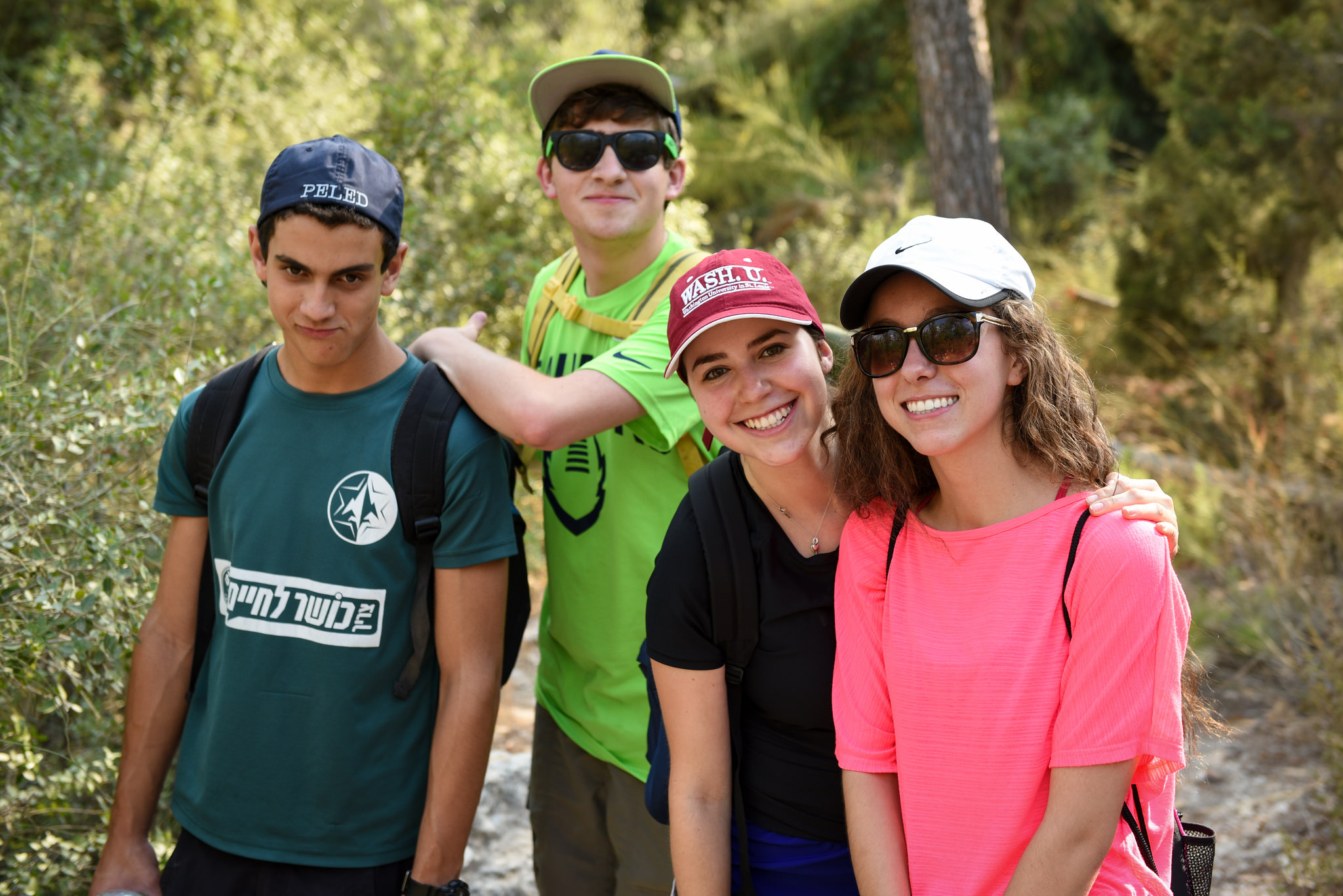Young Judaea Year Course in Israel
