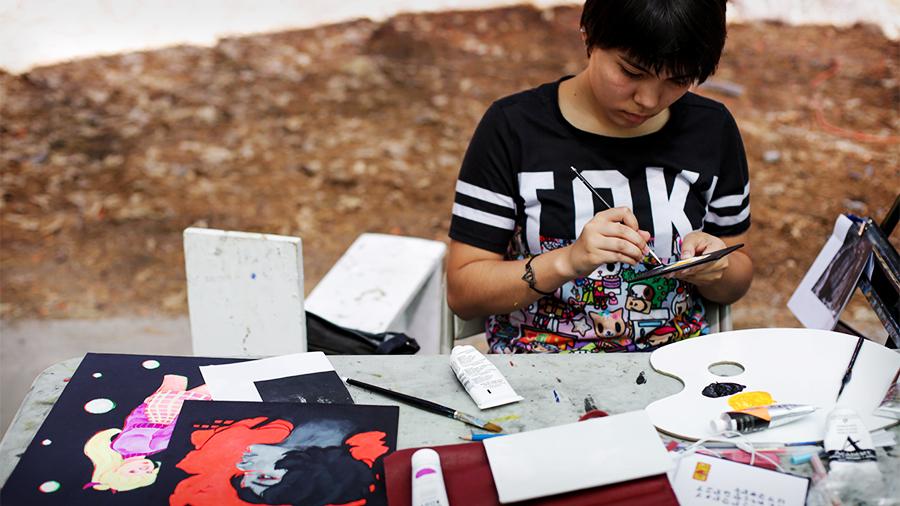 Idyllwild Arts Summer Teen Programs (On-Site)
