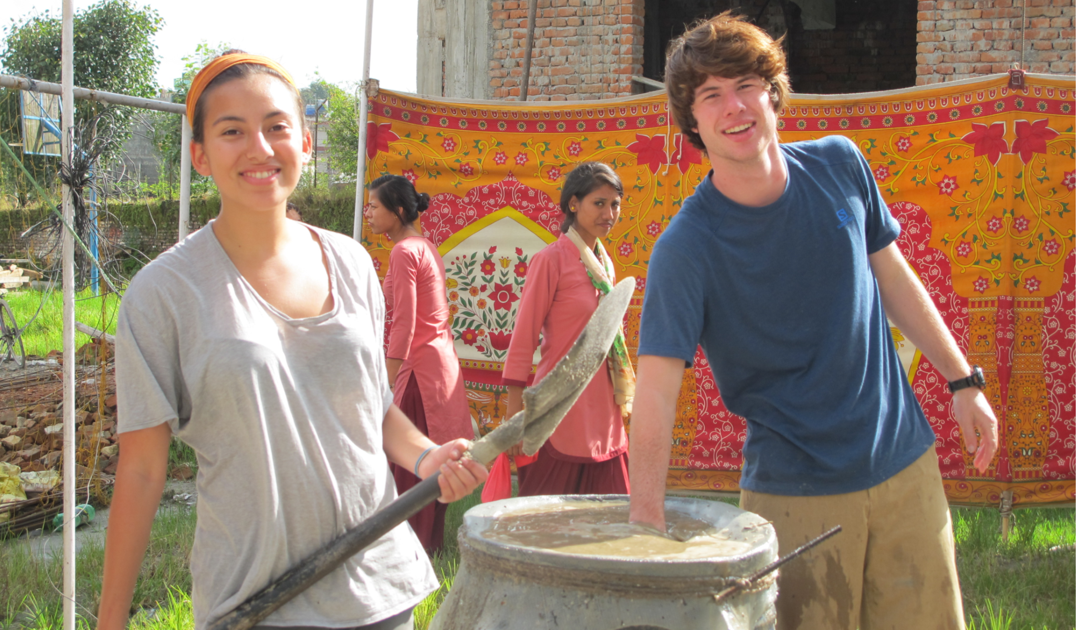 Gap Year Program - Explore World Cultures with Youth International  1