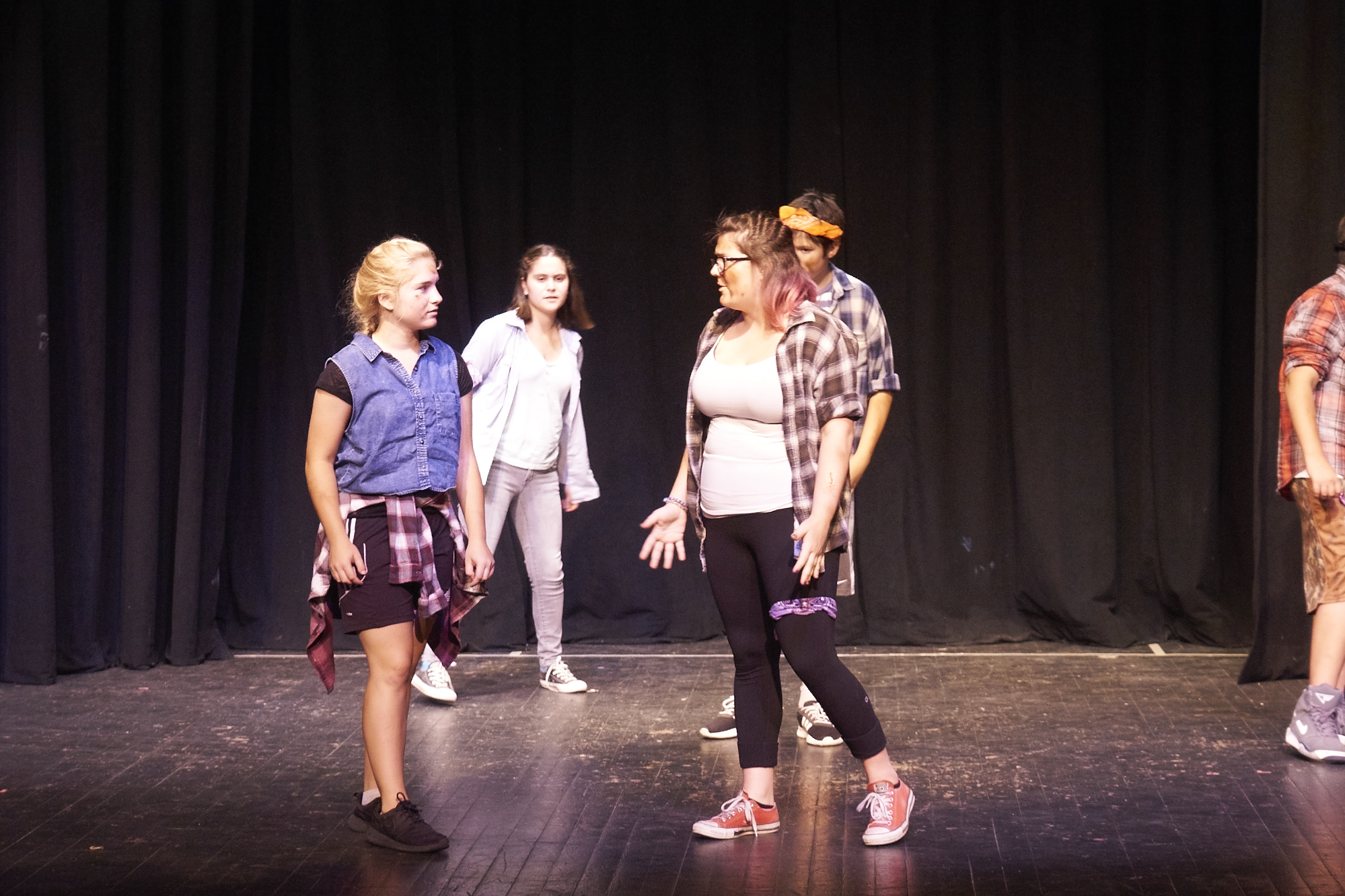 Summer Program - Writing | YPI Summer Camp for the Creative Arts