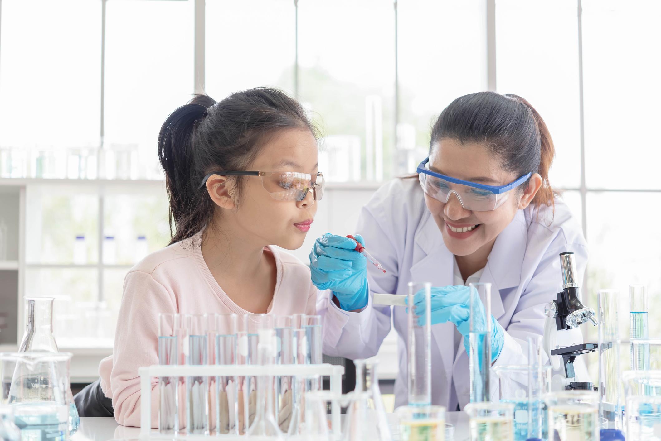 forensic science summer program