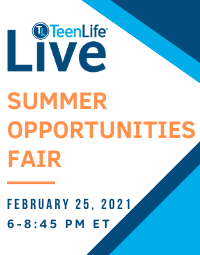 Virtual Fair: Summer Opportunities-TeenLife